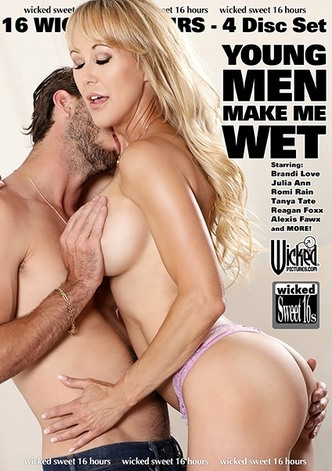 Young Men Make Me Wet - 4 Disc Set - 16h
