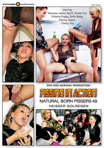 Pissing In Action - Natural Born Pissers 49
