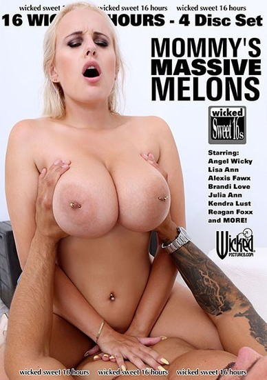 Mommy's Massive Melons - 4 Disc Set - 16h