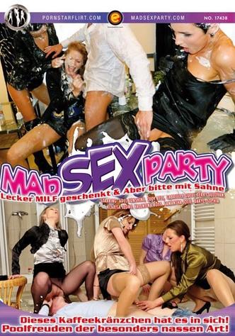 Mad Sex Party - Lecker MILF geschenkt & Aber Bitte Mit Sahne
