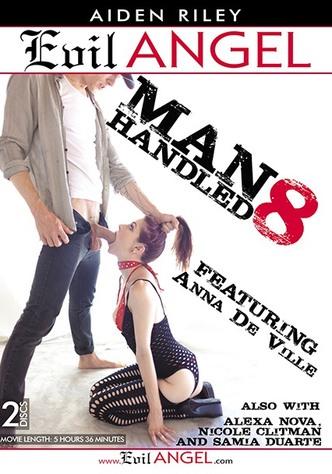 Manhandled 8 - 2 Disc Set