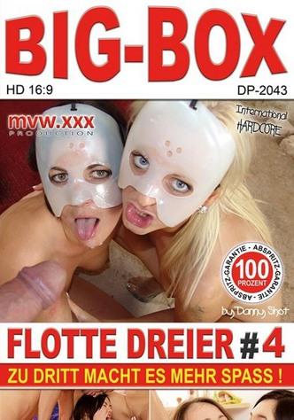 Flotte Dreier 4 - 4 DVD Big-Box