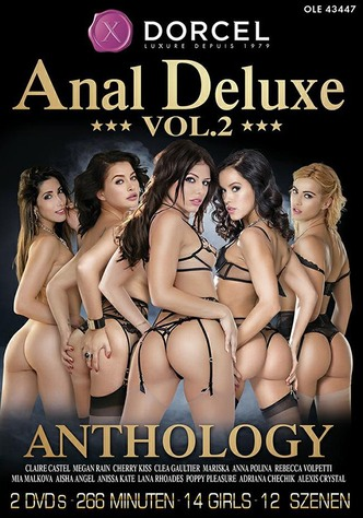 Anthology Anal Deluxe 2 - 2 Disc Set