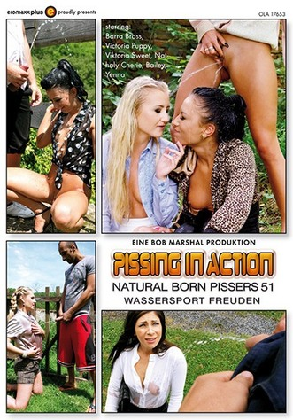 Pissing In Action - Natural Born Pissers 51