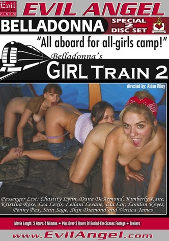 Girl Train 2 - Special 2 Disc Set