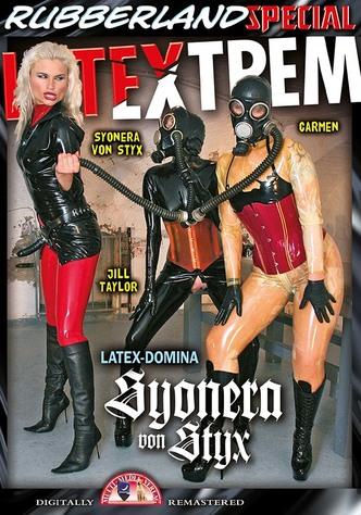 Latextrem: Latex-Domina Syonera con Styx