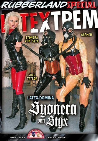 Latextrem: Latex-Domina Syonera von Styx