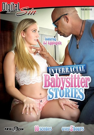 Interracial Babysitter Stories - 2 Disc Set
