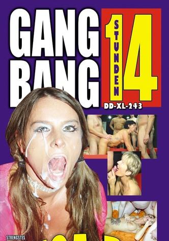 Mega-Box: Gang-Bang - 4 DVDs - 14 Stunden