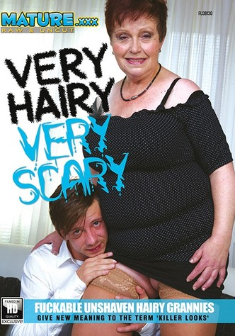 Very Hairy Very Scary