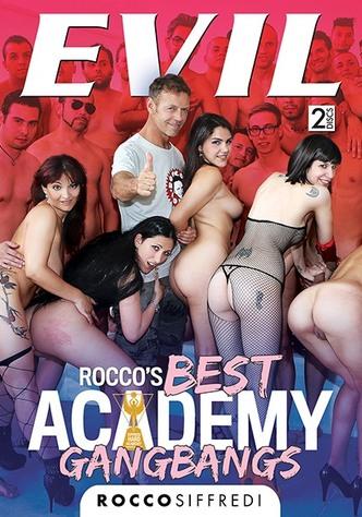 Rocco's Best Academy Gangbangs - 2 Disc Set