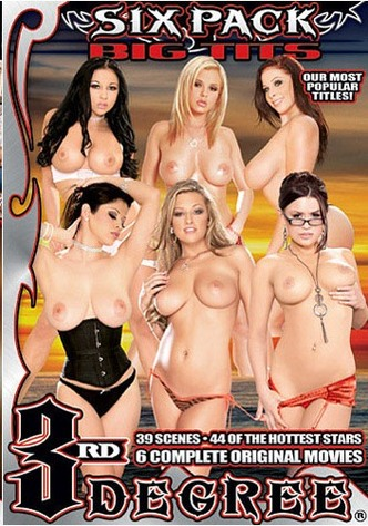 Six Pack: Big Tits - 6 DVD Box