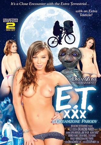 E.T. XXX: A Dreamzone Parody - Collector's Edition 2 Disc Set