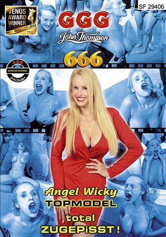 Angel Wicky: Topmodel total zugepisst!