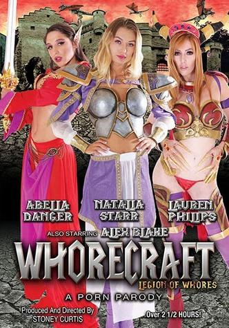 Whorecraft Legion of Whores: A Porn Parody