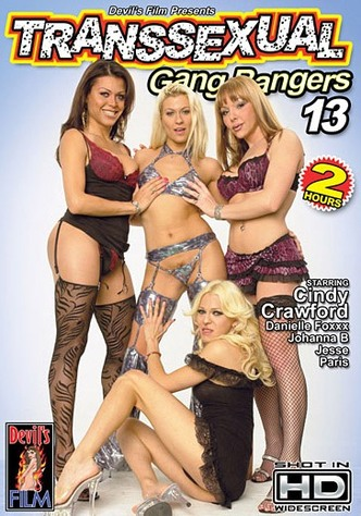 Transsexual Gang Bangers 13