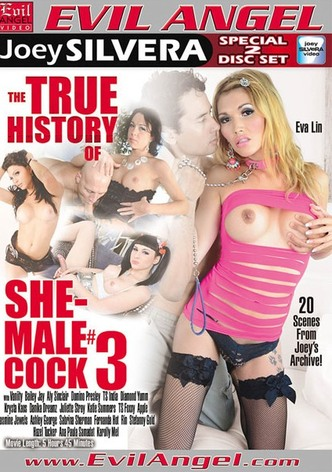 The True History Of She-Male Cock 3 - Special 2 Disc Set