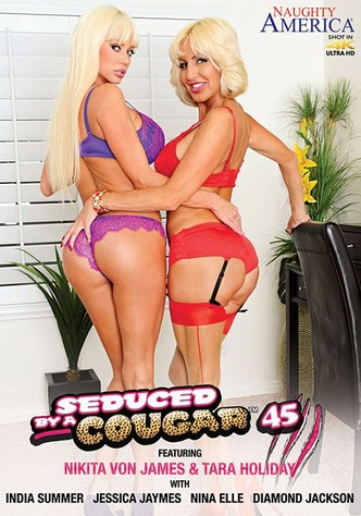 Seduced By A Cougar 45