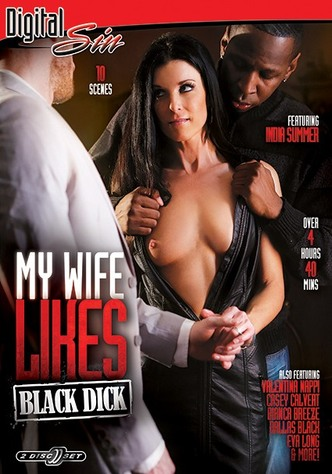 My Wife Likes Black Dick - 2 Disc Set