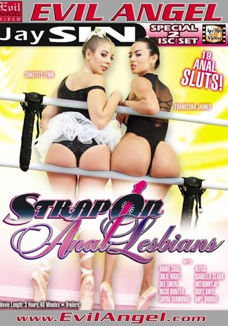 Strap On Anal Lesbians - Special 2 Disc Set
