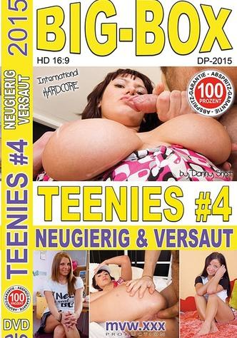 Teenies 4 - 4 DVD Big-Box