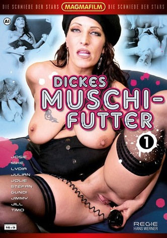 Dickes Muschi-Futter
