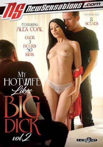 My Hotwife Likes Big Dick 2 - 2 Disc Set