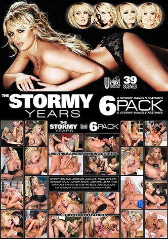 The Stormy Years - 6 Disc Set