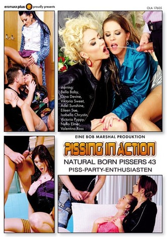 Pissing In Action - Natural Born Pissers 43