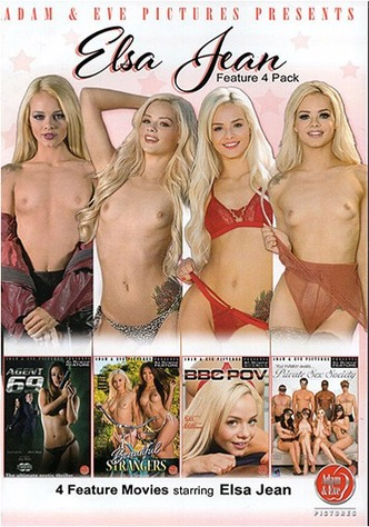 Elsa Jean 4 Pack - 4 Disc Set