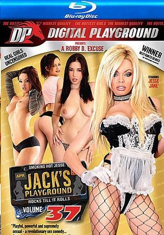 Jack's Playground 37 - Blu-ray Disc