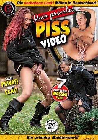 Mein privates Piss Video