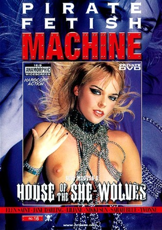 Pirate Fetish Machine - House of the She-Wolves