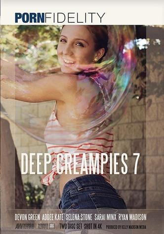 Deep Creampies 7 - 2 Disc Set