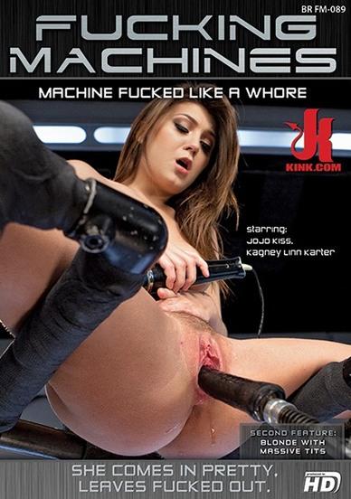 Fucking Machines: Machine Fucked Like A Whore