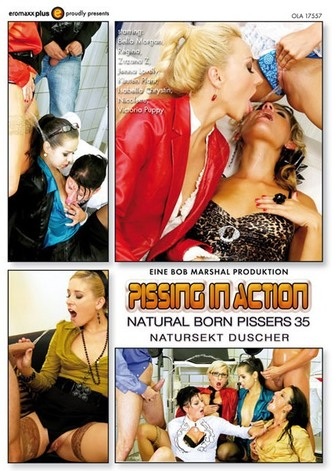 Pissing In Action - Natural Born Pissers 35