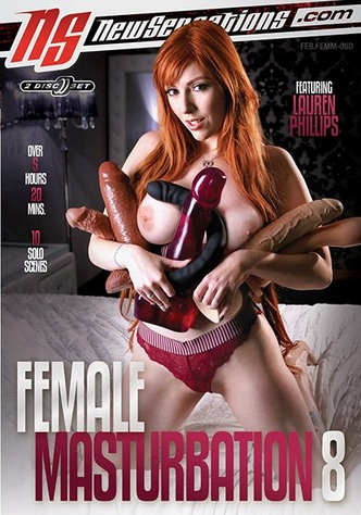 Female Masturbation 8 - 2 Disc Set
