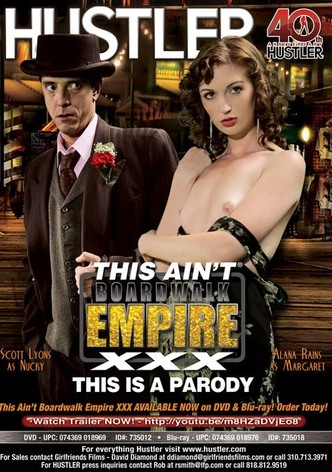 This Ain't Boardwalk Empire XXX: This Is A Parody