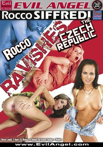 Rocco: Ravishes Czech Republic