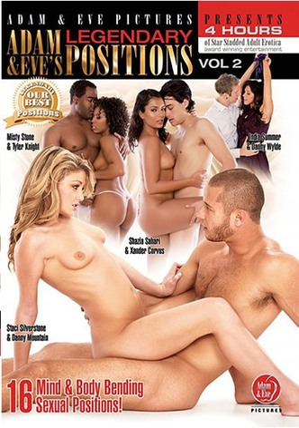 Adam & Eves Legendary Positions 2