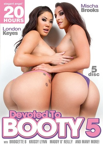 Devoted To Booty 5 - 5 Disc Set - 20h