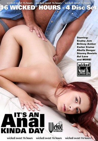 It's An Anal Kinda Day - 4 Disc Set - 16h