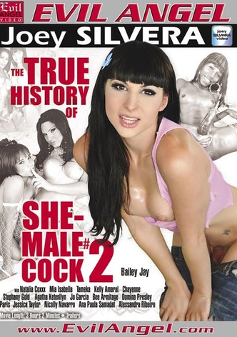 The True History Of She-Male Cock 2