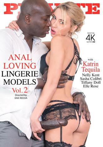 Anal Loving Lingerie Models 2
