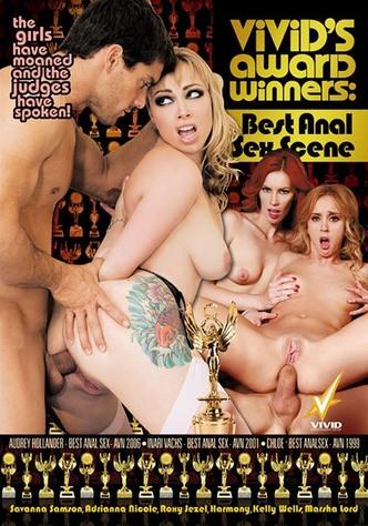 Vivid's Award Winners: Best Anal Sex Scene