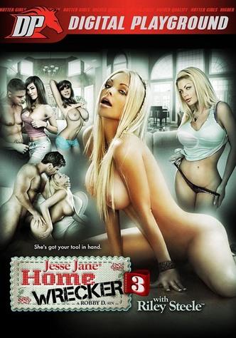 Jesse Jane: Home Wrecker 3 - DVD + Blu-ray Combo Pack