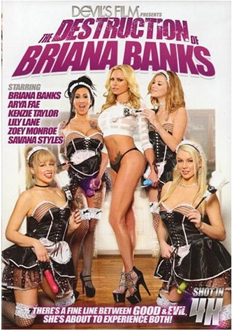 The Destruction Of Briana Banks