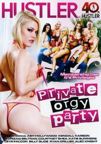 Private Orgy Party
