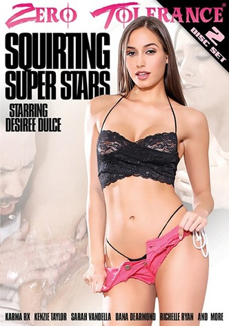 Squirting Super Stars - 2 Disc Set