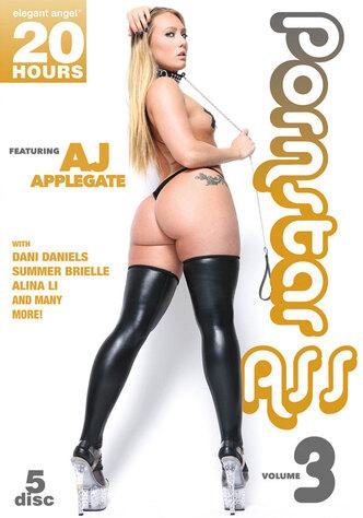 Pornstar Ass 3 - 5 Disc Set - 20h